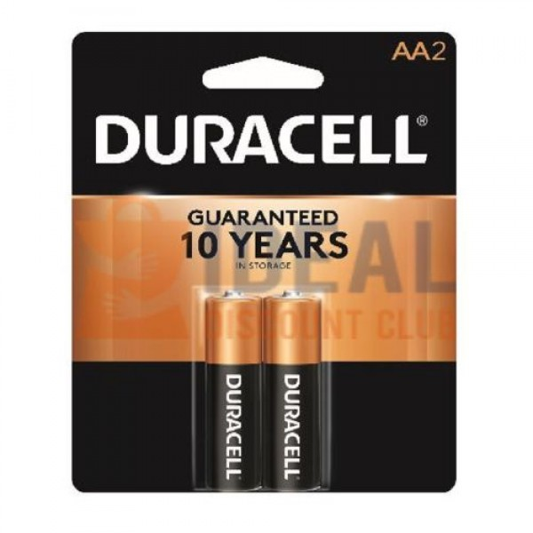 AA-2 USA DURACELL (TYPE2-56 PACKS/CASE)
