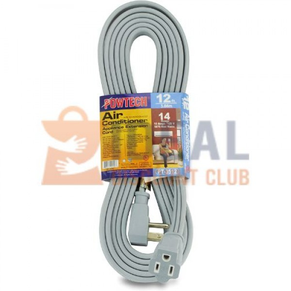 AIR COND CORD 12FT #PT3512