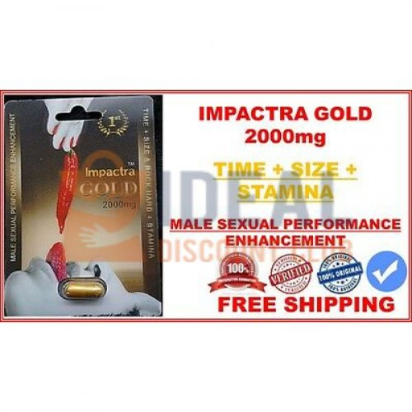 IMPACTRA GOLD 2000MG *1 PILL* 24CT/BX