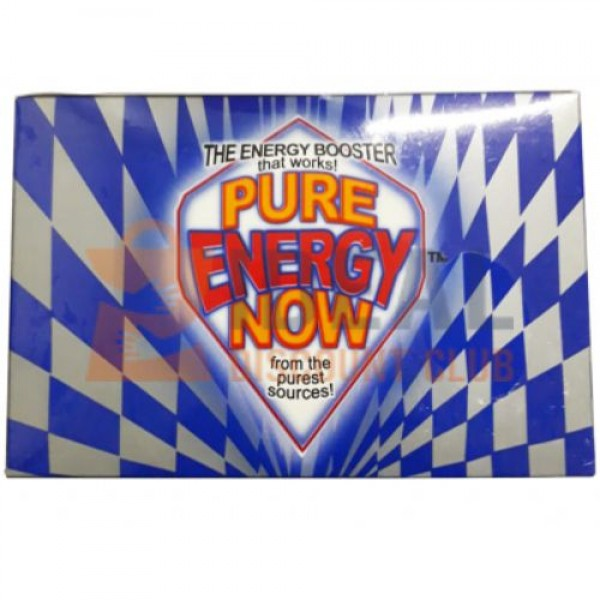 ENERGY NOW *PURE ENERGY* 24CT/BX (BLUE BOX)