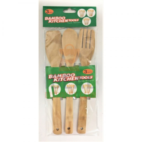 BAMBOO COOKWARE 3PC