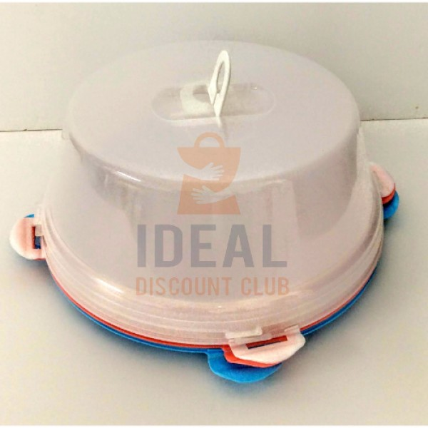 HOME & KITCHEN CAKE SAVER WITH LID
